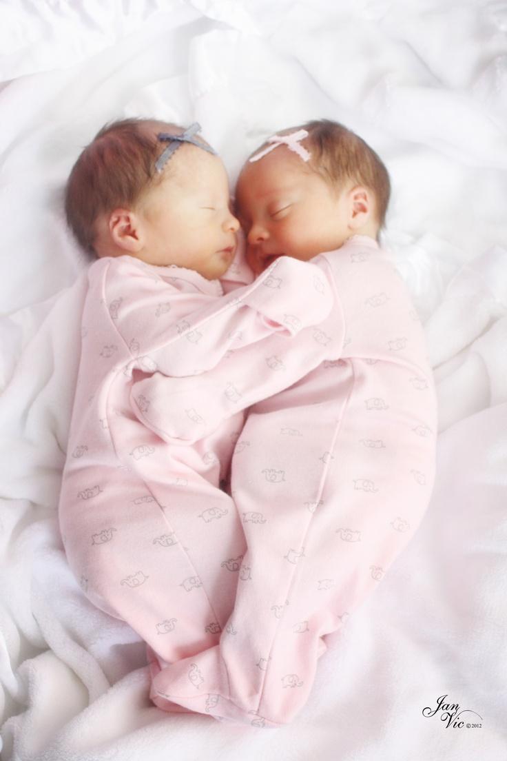 Семь месяцев картинки двойняшек