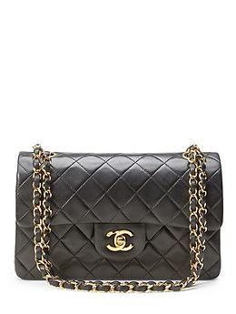 """Luxe Vintage Finds Chanel Lambskin 2.55 9"""" Shoulder Bag   Piperlime"""