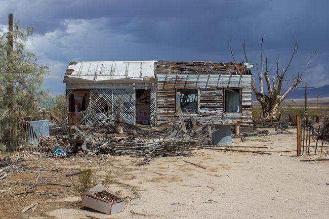 Verlassenes Haus in der Mojave Wüste. #USA #Roadtrip #Reisen #Fotos #Urlaub #Amerika