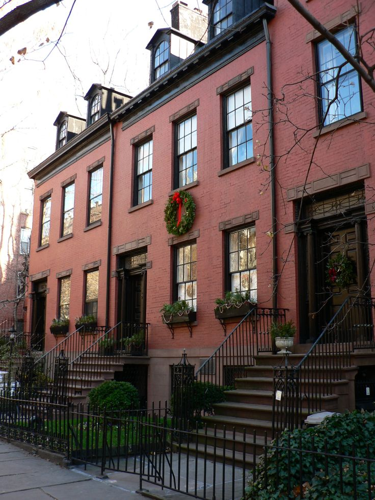 1000 Images About Row House Style On Pinterest