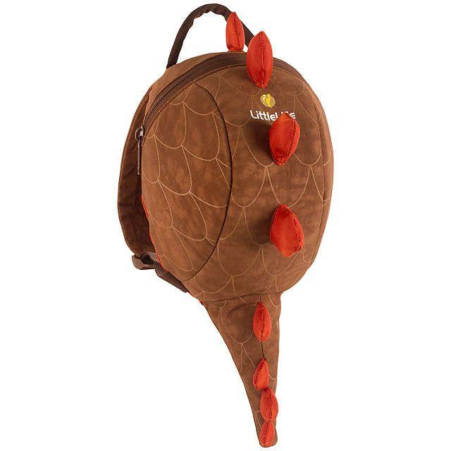 LittleLife Toddler Backpack, Dinosaur Online at johnlewis.com