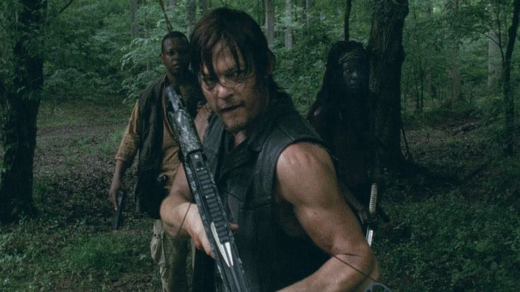 Comic-Con Trailer: The Walking Dead Season 4. Hell yeah
