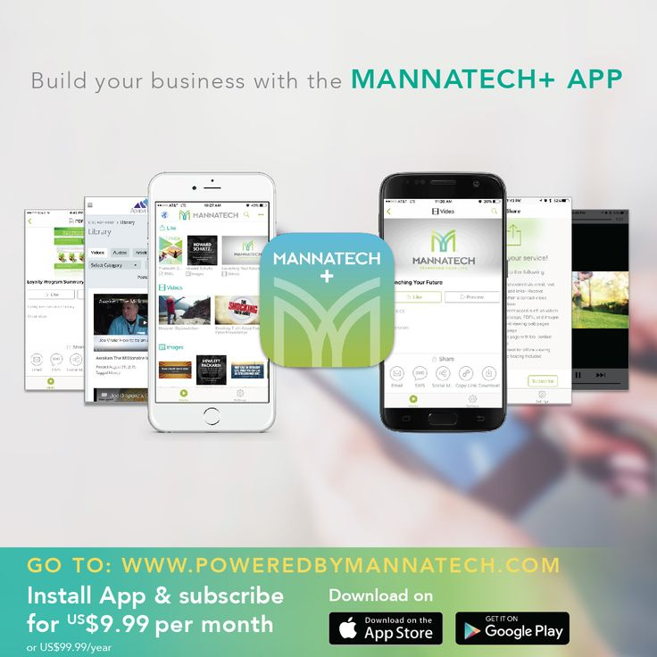 With an intuitive interface and compelling content, Mannatech+ makes growing your business simpler than ever!  Available on Apple and Android devices, https://poweredbymannatech.mysecureoffice.com/about/welcome.  #mannatech+ #mannatechapp #mannatechaustralasian