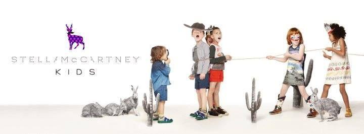 Stella Mc Cartney Kids: un assaggio della nuova collezione PE2015 0-8 anni online su Cocochic. Approfittane subito http://www.cocochic.it/it/16_stella-mc-cartney Emoticon heart