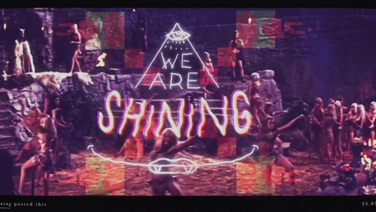 "We Are Shining ""Wheel"". Mill+ Director Carl Addy directs this eclectic debut music video 'Wheel' for the London based duo We Are Shining as ..."