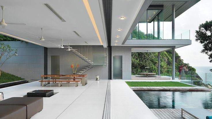 Villa Amanzi by Original Vision Limited - http://www.mildred.co/issue-95/my-place-or-yours/villa-amanzi/  #architecture #design #building #apartment #luxury #style #Home #dreamhome #interiordesign