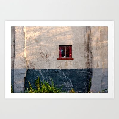 """The Red Window"" by Shy Photog - $19.00"
