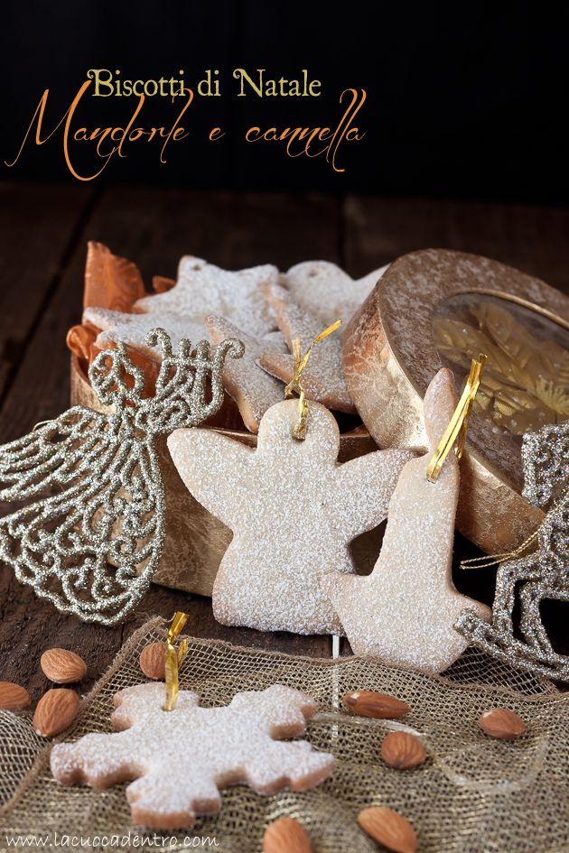La Cuoca Dentro: Biscotti di Natale