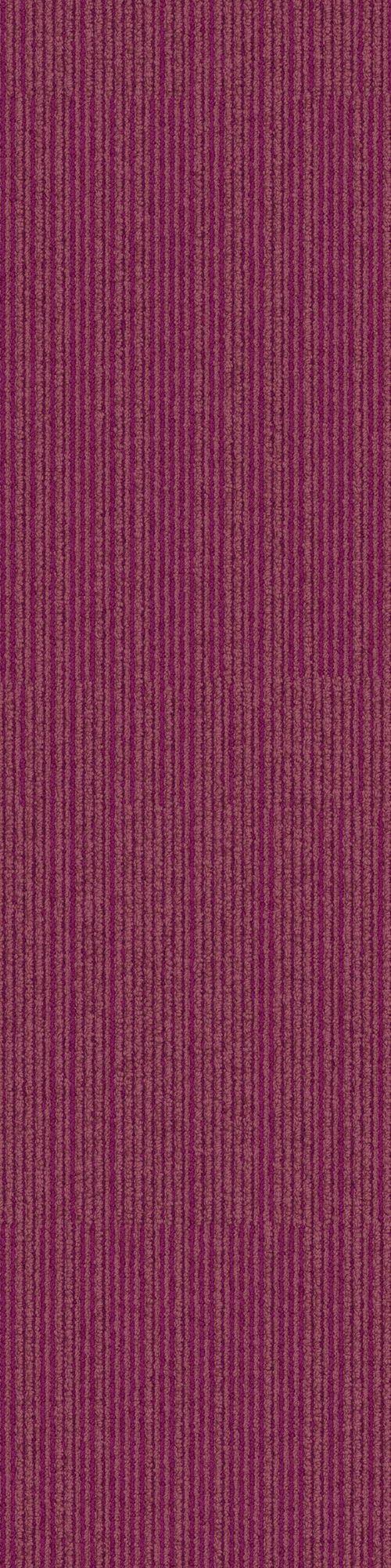 Interface carpet tile: On Line Color name: Magenta