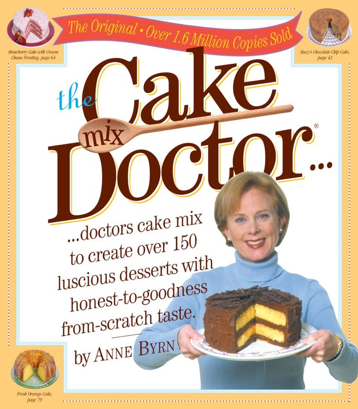 Der Kuchen Mix Doctor (eBook)