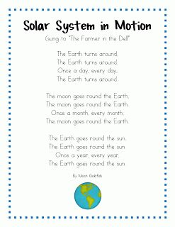 Mrs. Wills Kindergarten: Search results for space