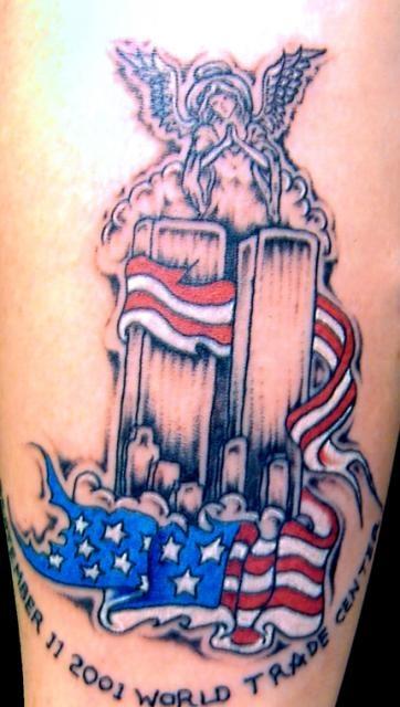 In memory of 9 11 01 inspirational pinterest for Tattoo shops junction city ks