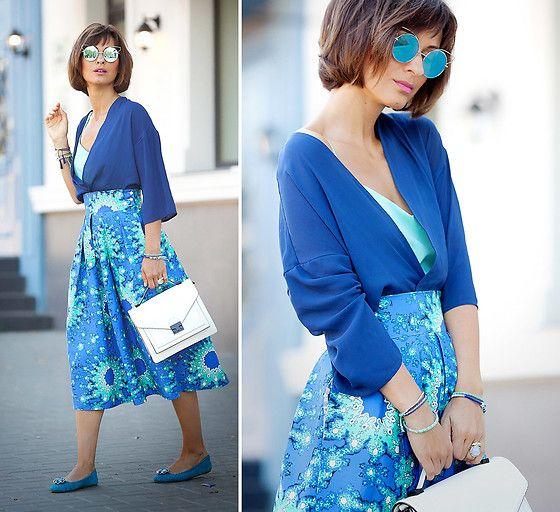 Galant-Girl Ellena - - Blue