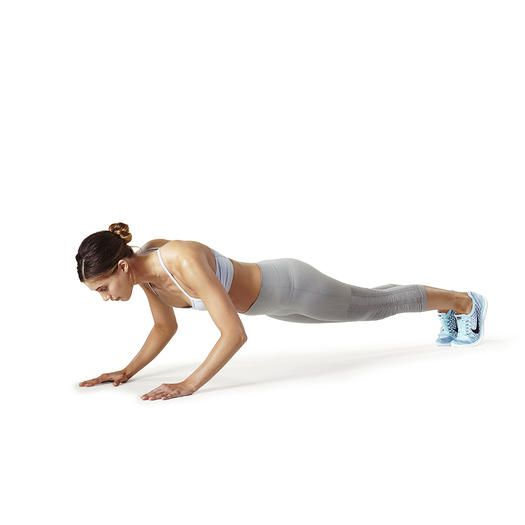 Intense Core Workout with Bodyweight | Shape Magazine