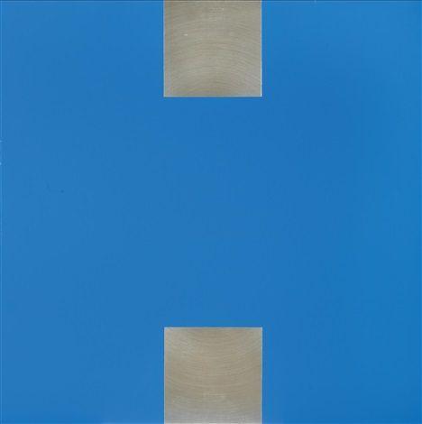 Contrappunto nel blu by Getulio Alviani