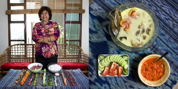 Comparing Grandma's Delicious Cooking Around the World - Indonesia