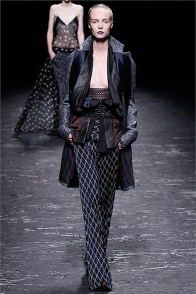 Haider Ackermann - Spring Summer 2013 Ready-To-Wear - Shows - Vogue.it