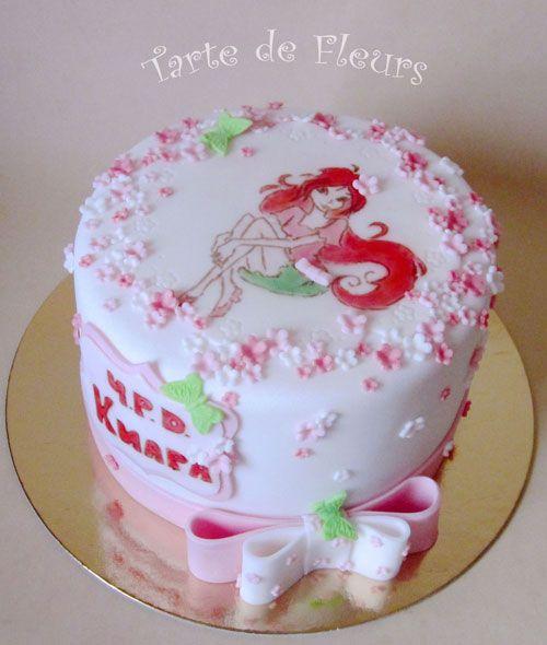 Torta Winx 67