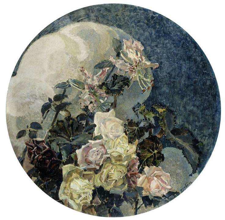Vrubel / Roses