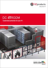 DC-ITRoom Security Rooms - the tailor-made protection for your IT