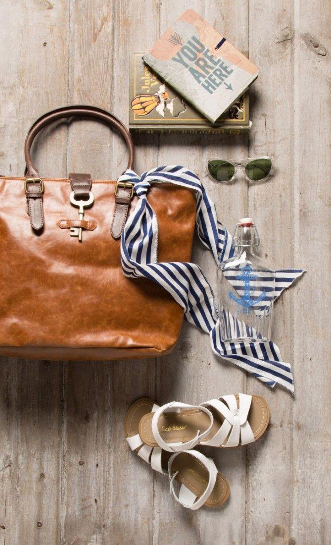 Adorable #Nautical Get Away Bag