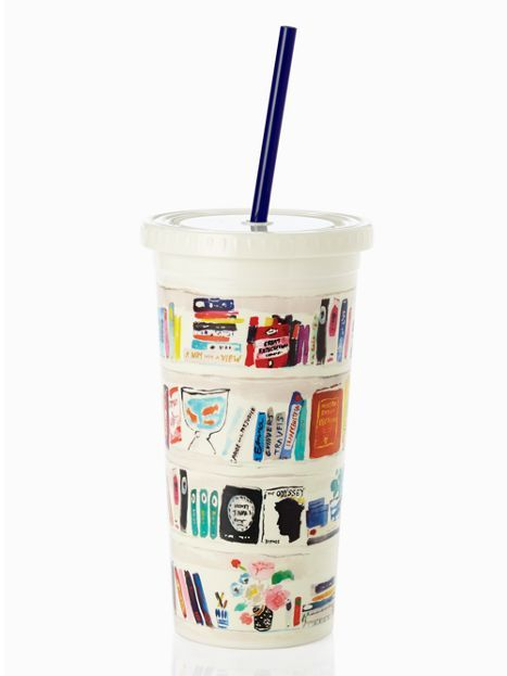 Like a Book Insulated Tumbler - kate spade new york