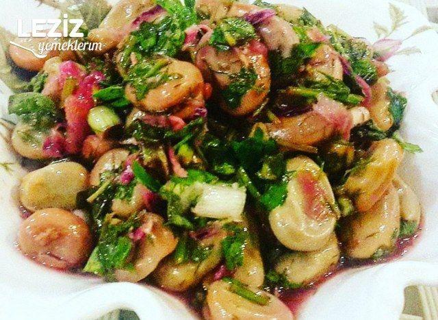 Nefis Bakla Salatası