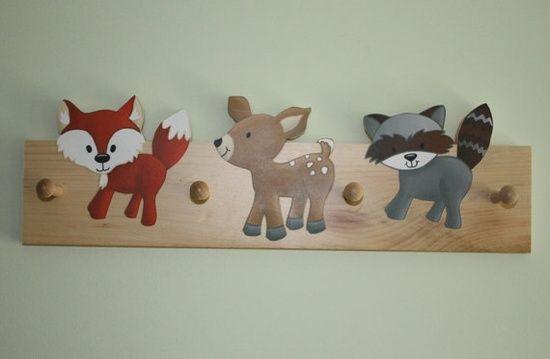 woodland creature nursery | Baby to Be / Woodland Creatures Nursery