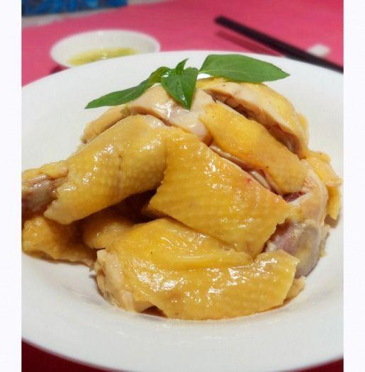 """750g vous propose la recette """"Poulet bouilli au gingembre"""" publiée par cantonaiseenfrance."""