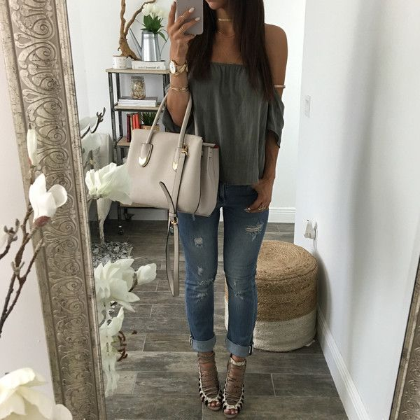 Ripped BF Skinnies