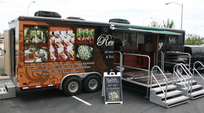 Renaissance Catering Food Truck