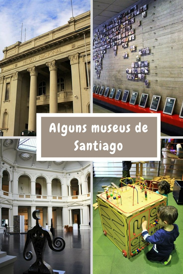 """No meio de tantos museus presentes em Santiago do Chile, tivemos que decidir por alguns. Na lista, dois museus """"adultos"""" e dois museus """"infantis"""". Desta lista, para quem visita Santiago com crianças, super indico o Museu Interativo Mirador."""