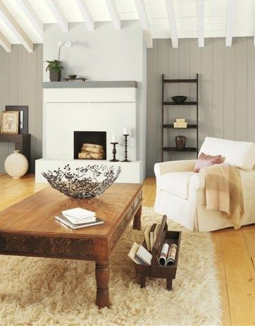 Benjamin Moore Pashmina Is One Of The Best Gray Paint Colours