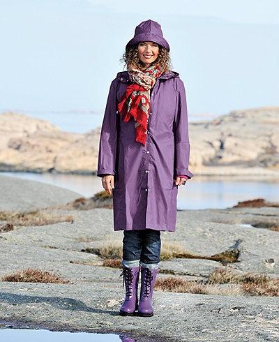 Colourful rain with Ilse Jacobsen
