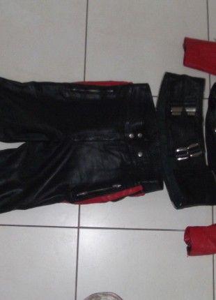Kaufe meinen Artikel bei #Kleiderkreisel http://www.kleiderkreisel.de/herrenmode/sportartikel-oberbekleidung/155033717-motorradanzug-manner