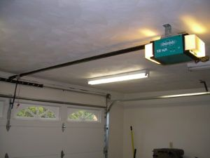 Exterior Remote Garage Door Opener