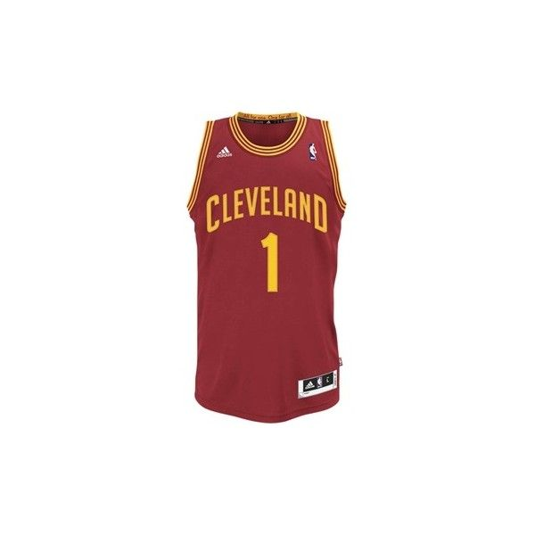 Cleveland Cavaliers Team Shop - Boys 4-7 Daniel Gibson #1 Replica... (47 AUD) ❤ liked on Polyvore