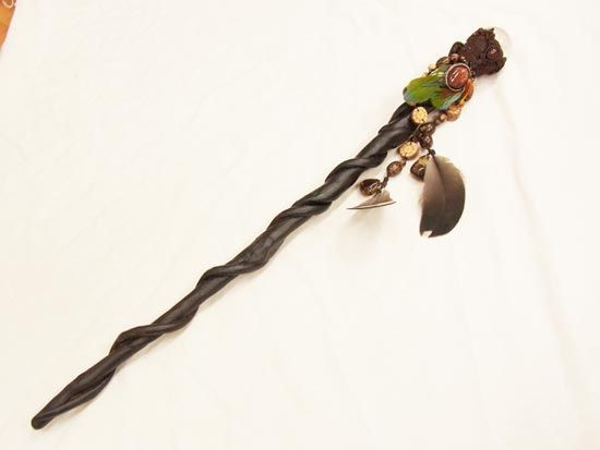 ROOT PEOPLE  wand