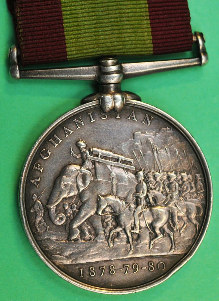 AFGHANISTAN MEDAL ~ 78TH (HIGHLANDERS) REGIMENT OF FOOT ~ PTE THOMAS COTTON | eBay