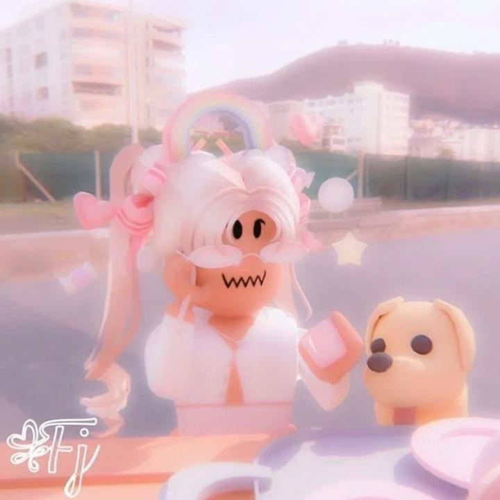 1k Pink Blush House Tiktok Roblox Pictures Cute Tumblr Wallpaper Roblox Animation