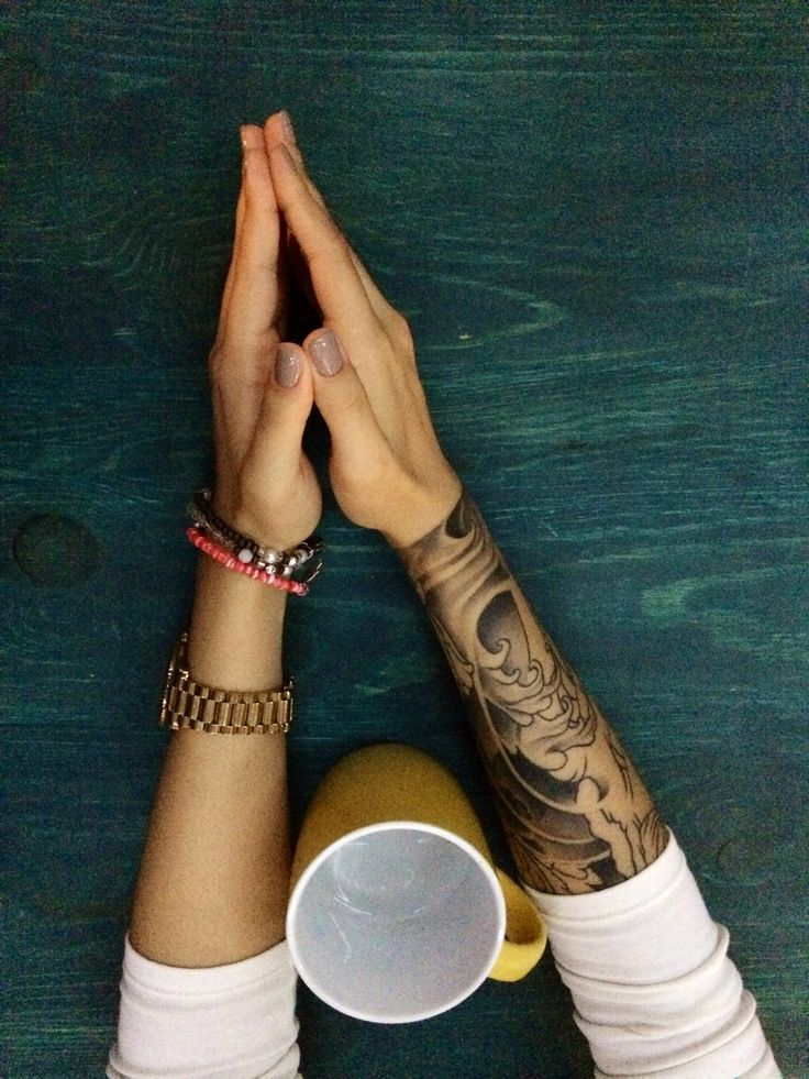 My tattoo Sleeve Half sleeve tattoo Girl Inspiration Tattoo Ink Uzbekistan Tashkent Sarbi Fugu Japanese