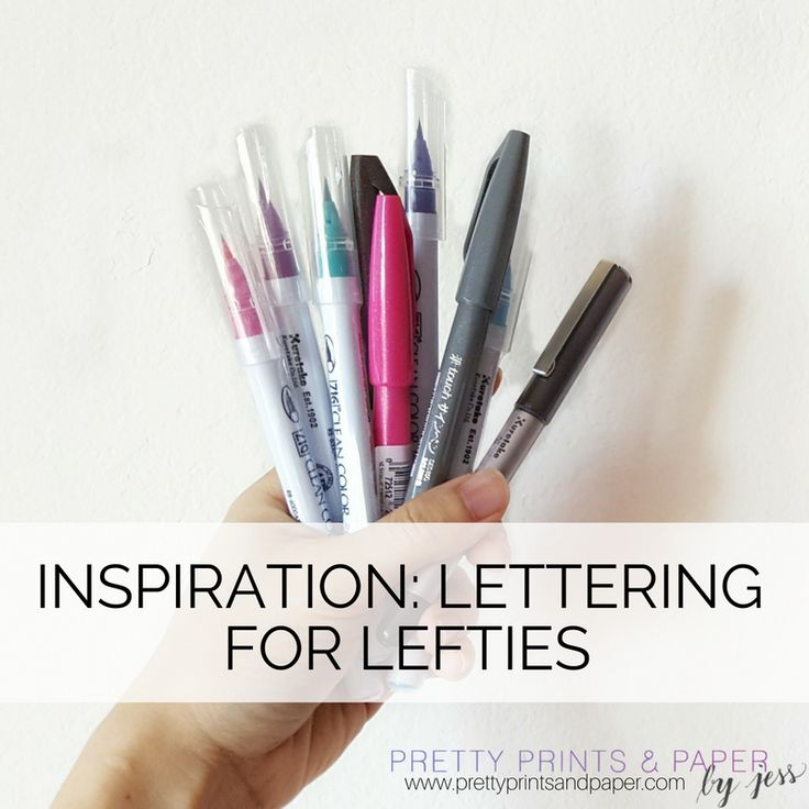 Best for the lefties images on pinterest hand type