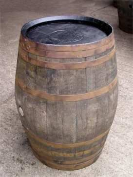 25 best wooden barrel ideas on pinterest whiskey. Black Bedroom Furniture Sets. Home Design Ideas