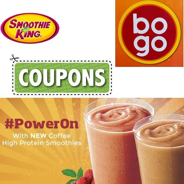 graphic relating to Smoothie King Printable Coupon named Smoothie king obtain 1 buy just one - Regal leisure neighborhood
