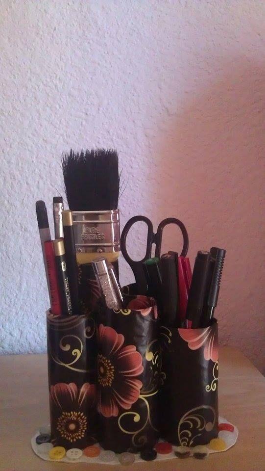 crafts - pencil holder