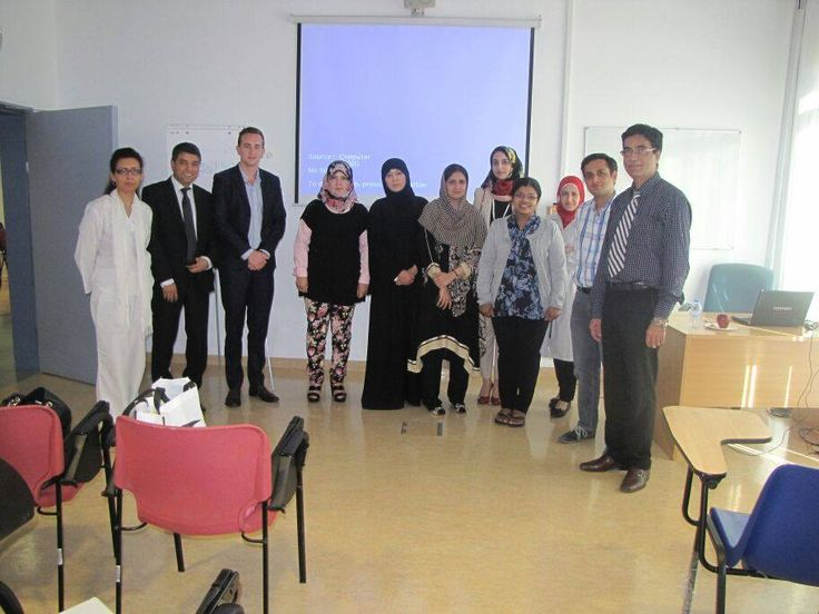 Part 1 MRCOG Course was held in Dubai at the Rashid Medical Library, Rashid Hospital, Dubai on 6th and 7th June 2014.