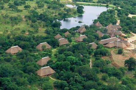 Kapama Main Lodge - Limpopo Province Accommodation