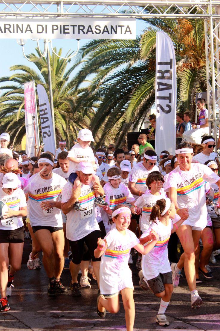 Color Run Marina di Pietrasanta