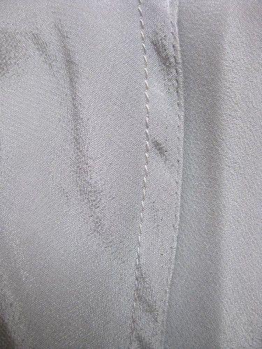 Sewing Bias Seams in Chiffon & Other Lightweight Fabrics
