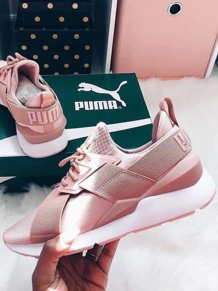 tenis puma de mujer 2019